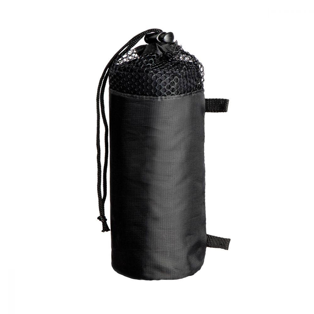 Noir T.O.E Concept Serviette Microfibre Camp 75 x 130 cm Noir