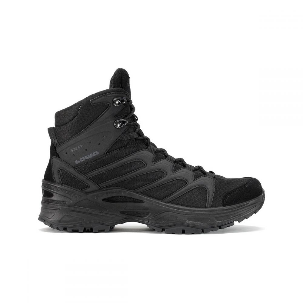 Chaussures Innox MID TF Noires - Lowa