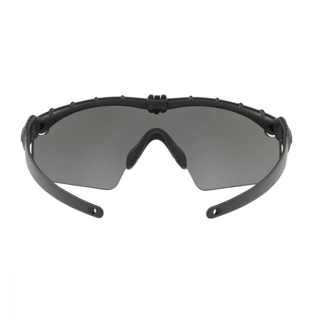 Lunettes SI Ballistic M Frame 3.0 Noir Fumé EN Oakley