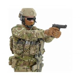 Brosse De Nettoyage Rapide 9mm - Otis