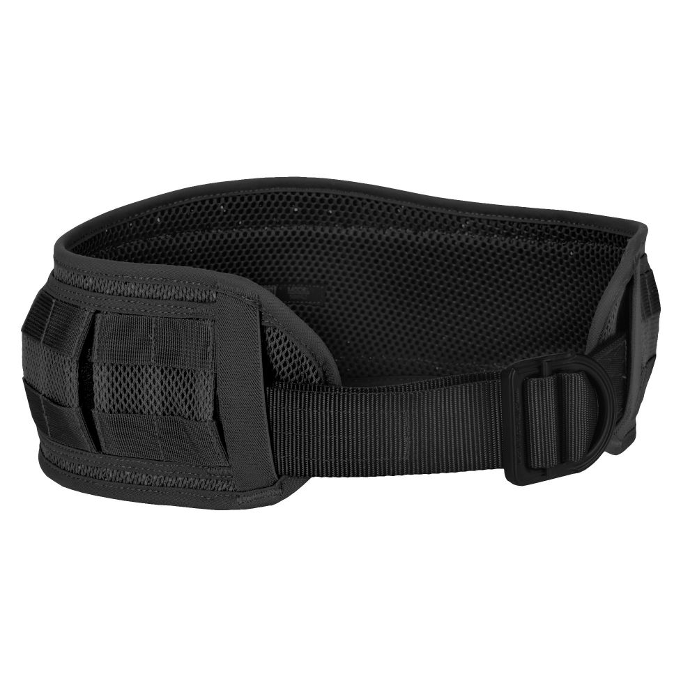 Ceinturon de combat porte équipement ergonomique et modulaire avec des  systèmes de fixation universels MOLLE pour votre holster, pochettes, etc...  La Brokos ... a715475d5ad