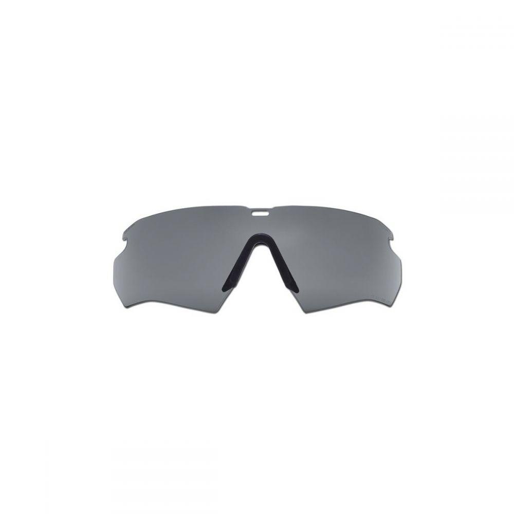 Verre balistique gris fumé de rechange ou supplémentaire pour les lunettes  de protection balistique Cross-series ESS. 0a85d1da1f4e