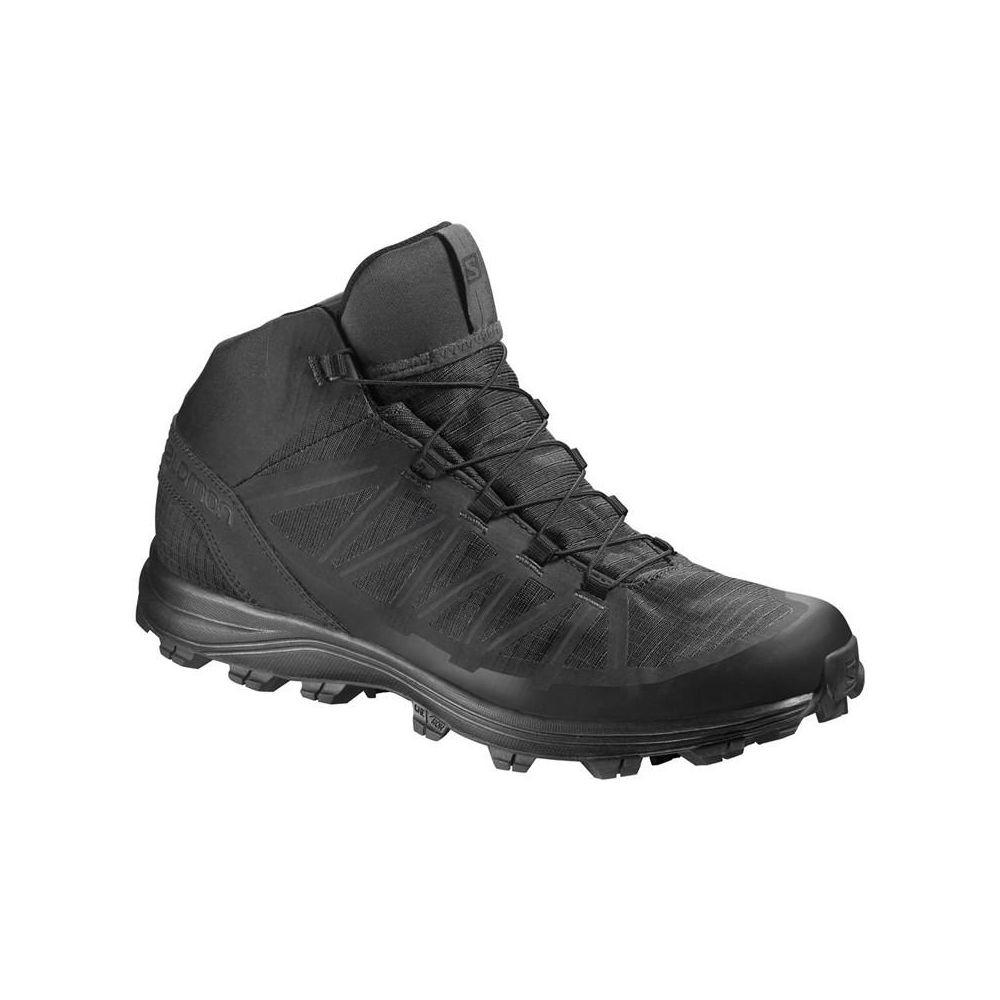 chaussure salomon noir